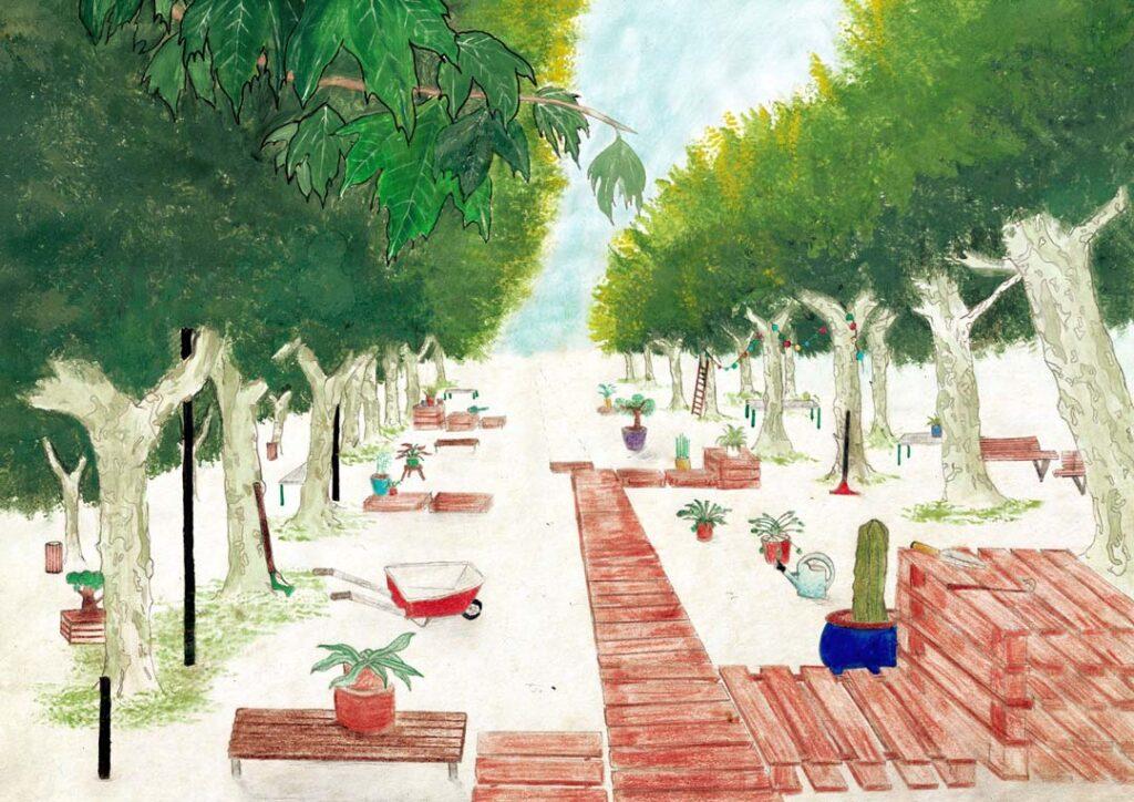 Illustration : Isia Reboulet